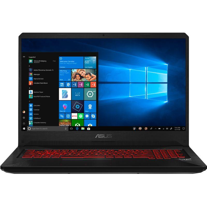Игровой ноутбук ASUS TUF FX705GM-EW228T – обзор